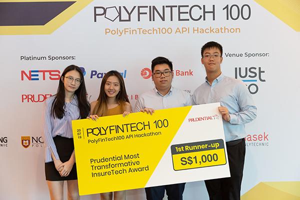Polyfintech API Hackathon 2019