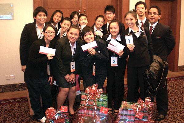Singapore HR Challenge