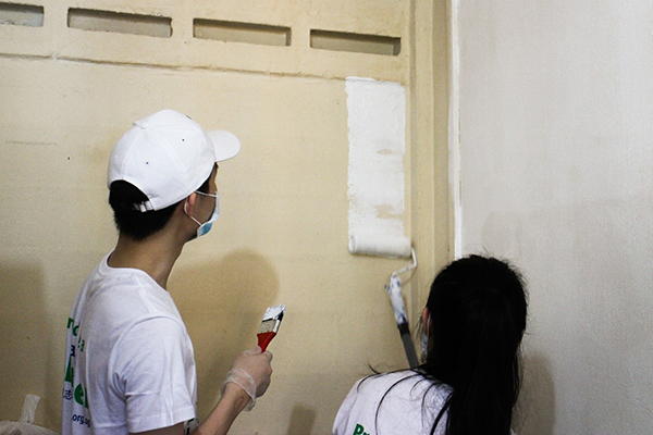 SB Community Outreach Painting