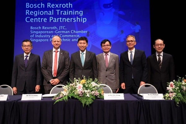The Bosch Rexroth Regional Training Centre (BRRTC) - Thumbnail