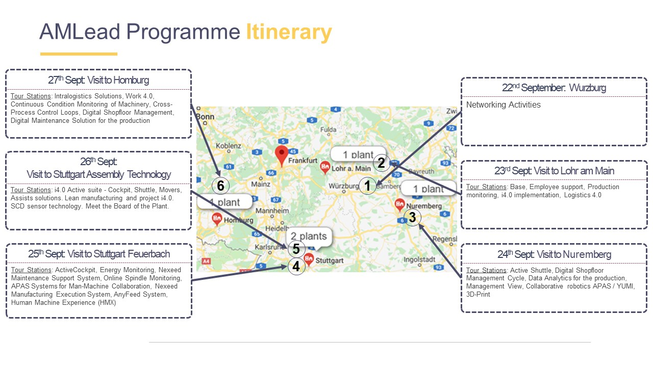 Course Outline - Itinerary - 12-17 May 2019_AM Lead