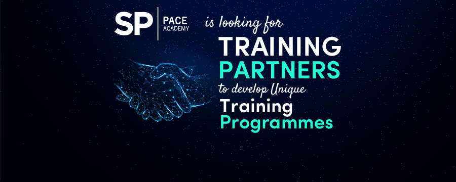 SP PACE is looking for Training Partners…
