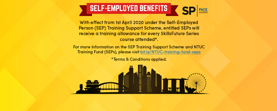 Web Banner for SkillsFuture Series
