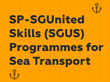 SP-SGUS Maritime Programmes, New Opportunities on the Horizon (2)